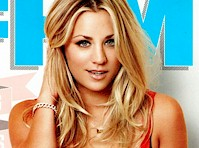 Kaley Cuoco in FHM Magazine