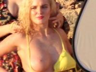 Helen Flanagan Boob Flash