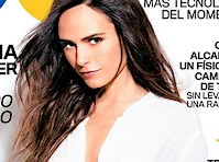 Jordana Brewster in GQ Magazine