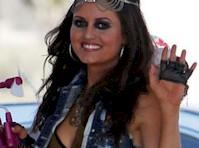 Danica McKellar in a Sexy Outfit