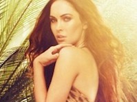 Megan Fox Models for Avon