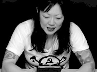 Margaret Cho has an Orgasm while Reading
