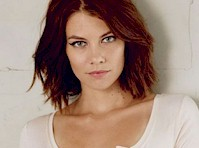 Lauren Cohan for Maxim Magazine