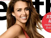 Jessica Alba is Healthy