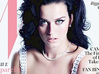 Katy Perry in W Magazine