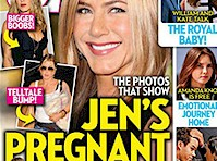 Jennifer Aniston is Pregnant Alot