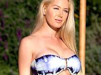 Heidi Montag Fake Bikini Candids