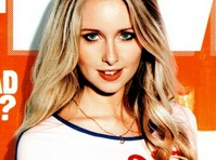 Diana Vickers in FHM
