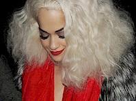 Rita Ora Panty Upskirt
