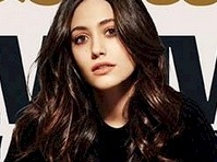 Emmy Rossum in Esquire Mexico