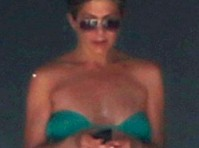 Jennifer Aniston Bikini Candids