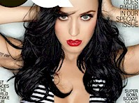 Katy Perry in GQ Magazine