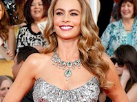 Sofia Vergara at the 2014 SAG Awards