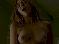 Lili Simmons Topless in True Detective