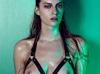 Kinky Fashion Model Christina M