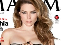 Sophia Bush in Maxim Magazine