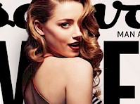 Amber Heard in <em>Esquire Mexico</em>