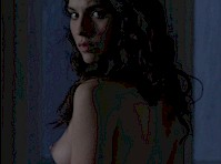 Melia Kreiling Topless in Company of Heroes
