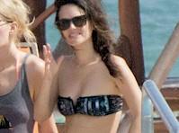 Rachel Bilson in a Bikini