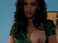 Beauty Queen Nishi Munshi Topless in Californication