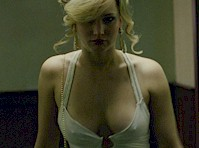 Amy Adams Topless and Jennifer Lawrence Pokies in American Hustle