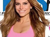 Maria Menounos in FitnessRX Magazine