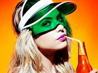 Ashley Benson in Complex Magazine
