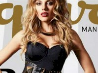 Bar Paly in Esquire Magazine