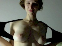 Helen Rogers Topless in V/H/S!
