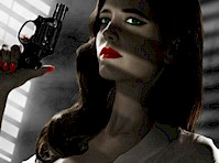 Eva Green Sin City Poster is BANNED!