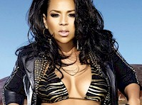 Lisa Raye in a Bikini for BlackMen Magazine!