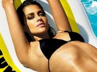 Ana Beatriz Barros in Swimwear for GQ!