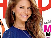 Maria Menounos in Shape Magazine!