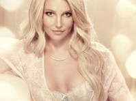 Britney Spears Models Her Own Lingerie!