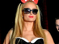 Paris Hilton is Minnie Mouse!