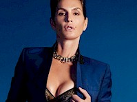 Cindy Crawford is Hot for Citizen K Magazine!