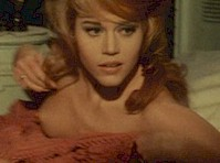 Jane Fonda Topless in French Movies!