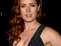 Amy Adams Cleavage at the 2014 LACMA Art + Film Gala!