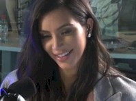 Kim Kardashian Reads 50 Shades of Grey!