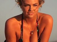 Kate Upton gets Intimate with Sports Illustrated!