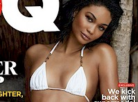 Chanel Iman in GQ Magazine!