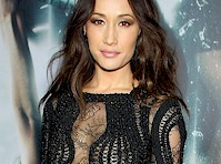 Maggie Q at the Premiere of Insurgent!