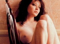 Shannen Doherty Topless in Playboy (1994)!