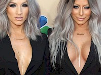 Aubrey O'Day and Shannon Bex are Braless in Blazers!