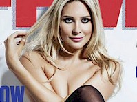 Stephanie Pratt in FHM!