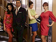 Top 10 Naked Women Of Mad Men!