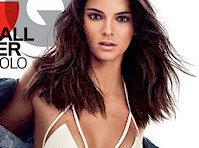 Kendall Jenner in GQ Magazine!