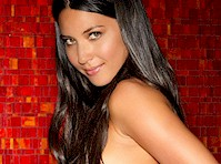 Olivia Munn in a Bikini for Playboy (2007)!