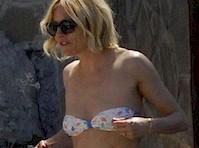 Sienna Miller Bikini Candids!