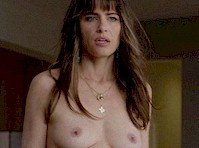 Amanda Peet Topless Collection!